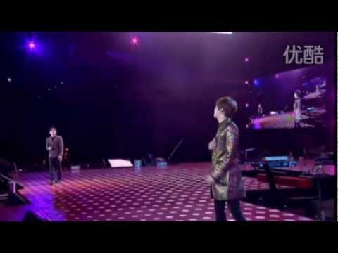 111210 Park jung min & Lin yoga 'Forever Love' @ H-artistry Guangzhou