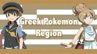 What If Greece Was A Pokemon Region?