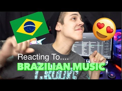 REACTING TO BRAZILIAN
