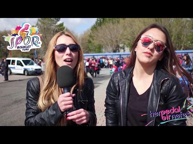 Bisiklet Turu Röportajlar