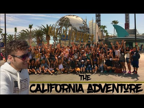 THE CALIFORNIA ADVENTURE I 2K16