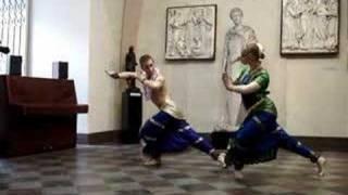 Krishna Padam - Bharata Natyam dance