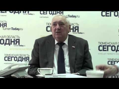 Степан Киричук. О Совете Федерации как о парламентской палате регионов