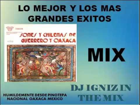 Sones Y Chilenas De Guerrero Y De Oaxaca Mix - Solo Lo Mejor