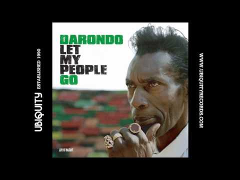 "Darondo - ""Let My People Go"""