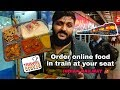 How to Order Online Food in Train at your seat🚂🔥|| via Travel Khana || INDIAN RAILWAY 🚂🔥 Mp3