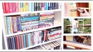 Refurbishing A Bookshelf!