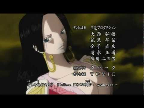 One Piece Opening 11  Share The World  FullHD