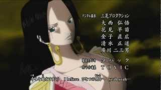 Repeat youtube video One Piece Opening 11 - Share The World - Full-HD