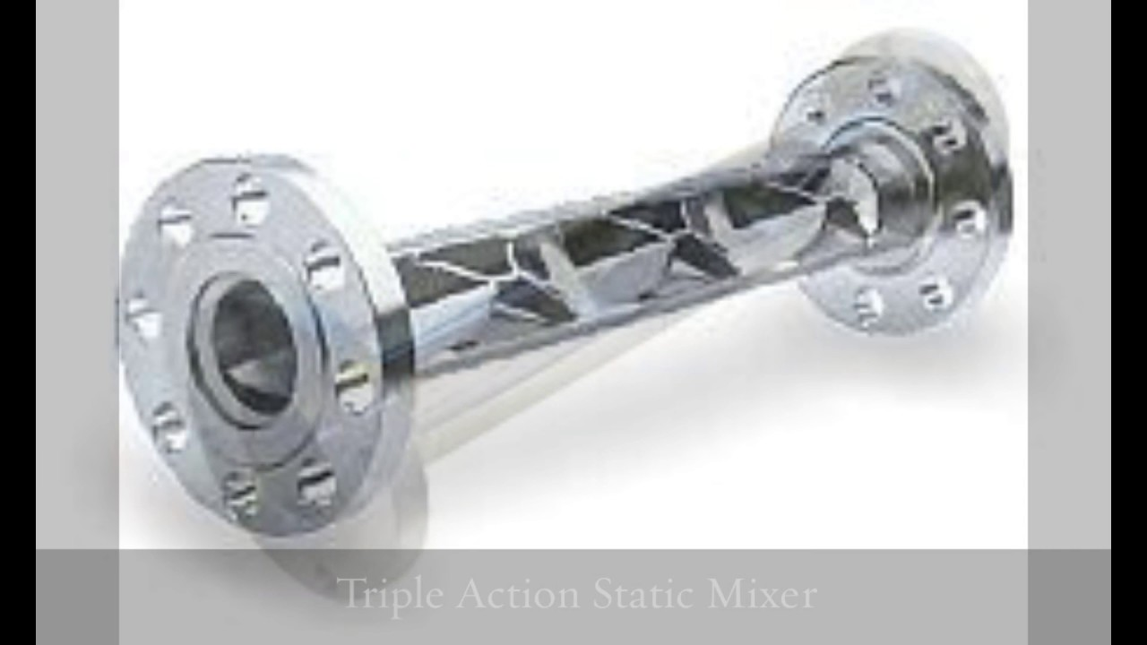Inline Static Mixer | Komax Systems, Inc