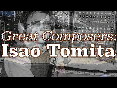 Great Composers: Isao Tomita