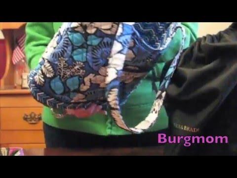 5 most loved Vera Bradley bags