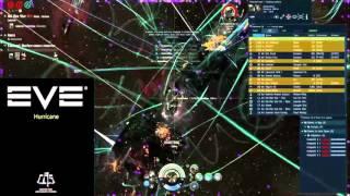 Eve Online - CAS Combat Day - Jan 2016 - MJD Field Generator in Old Man Star