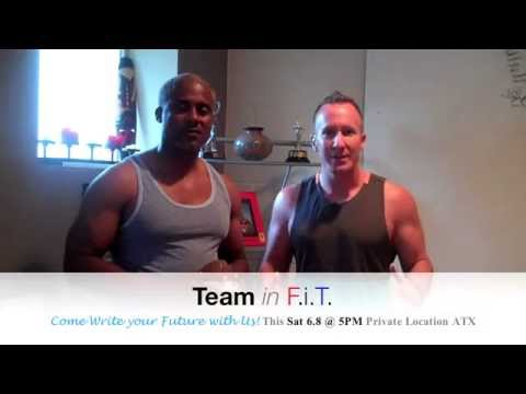 NFL QB Jeff Blake & Matthew Layman Exclusive Invitation this Sat Team in FIT Party