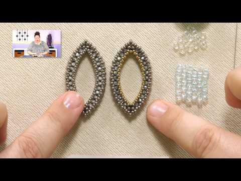 Beadweaving Basics: How Thread Color Influences Beads