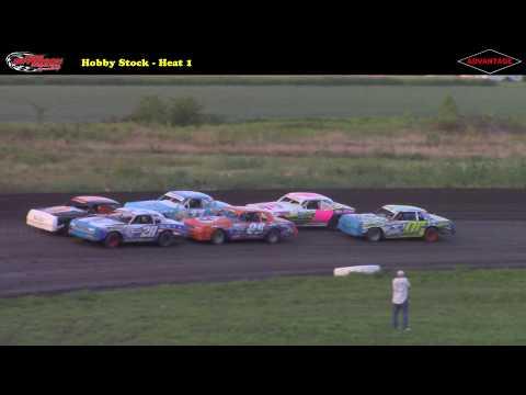Hobby Stock -- 8/19/17 -- Park Jefferson Speedway