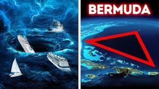 Yeni Bermuda Üçgeni Teorisi Gemilerin Neden Kaybolduğunu Açıklıyor