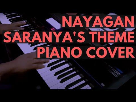 Nayagan - Saranya's Theme - Piano Cover
