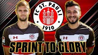 FIFA 18: MIT DEN KIEZKICKERN IN DIE KÖNIGSKLASSE!! SPRINT TO GLORY ST.PAULI