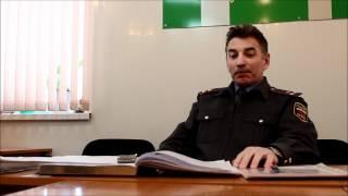 Юрий Демин в Серове.