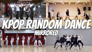 MIRRORED KPOP RANDOM PLAY DANCE 2016-2021