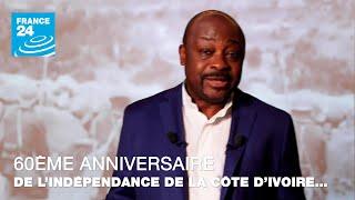 Débat France 24 / RFI : 60 ans de l'indépendance de la Côte d'Ivoire