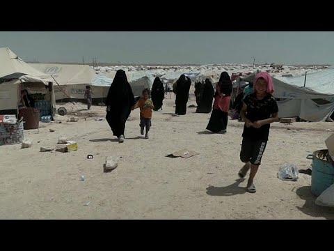 فنلنديات داعش يتحدثن عن الحياة في مخيم ما بعد الخلافة  - نشر قبل 60 دقيقة
