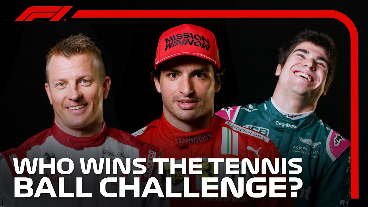 How Well Do Drivers Know Their Teams?   The Tennis Ball Challenge
