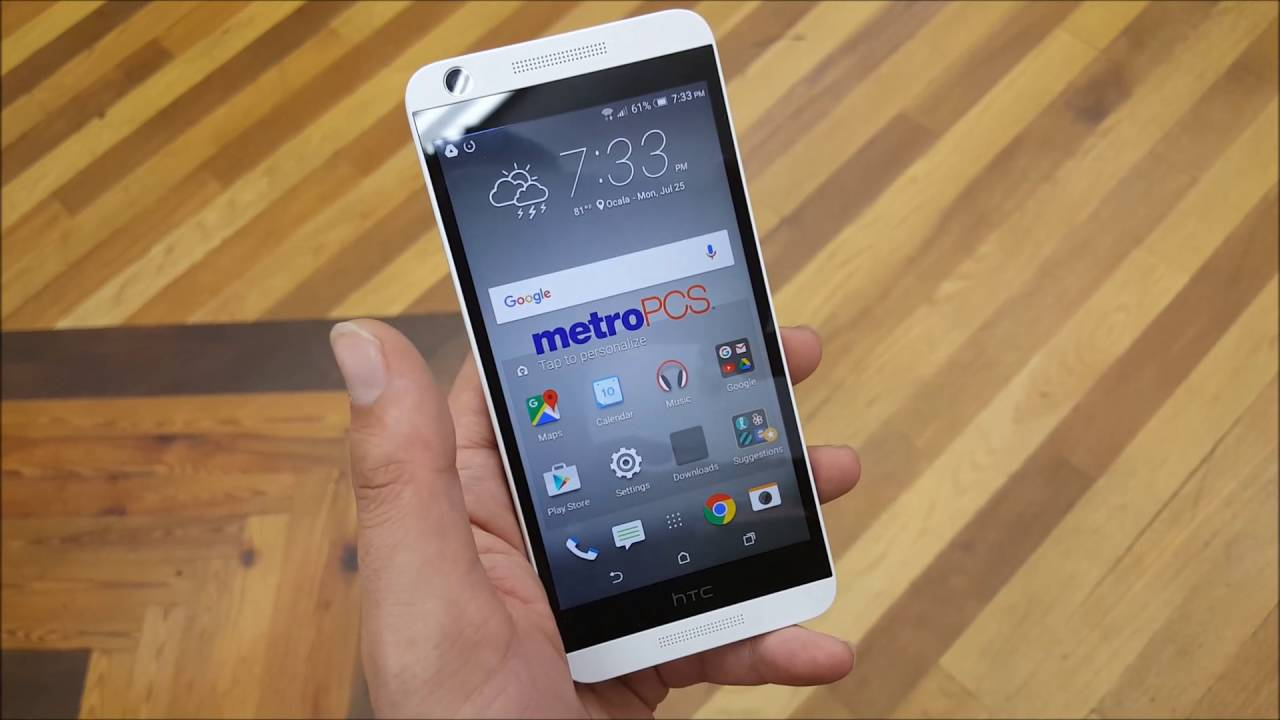 Metro APN settings for HTC Desire 626 - APN Settings USA