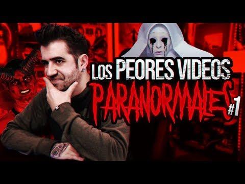 LOS PEORES V�DEOS PARANORMALES - PARTE 1