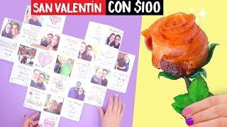 RETO Regalos de AMOR con $100 ¡Conquista su corazón! ✎ San Valentin Craftingeek