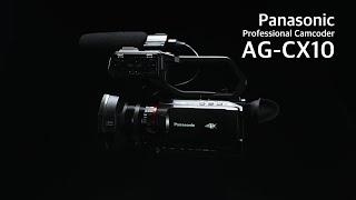 파나소닉 캠코더 AG-CX10에 대해서 Araboza