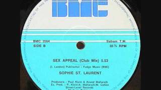 Sophie St. Laurent   Sex Appeal