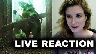 Pete's Dragon 2016 Trailer Reaction