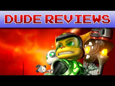 Ratchet & Clank: Up Your Arsenal - Dude Reviews