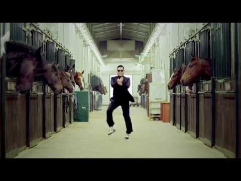PSY и еще 10 корейских поп - Look At Me