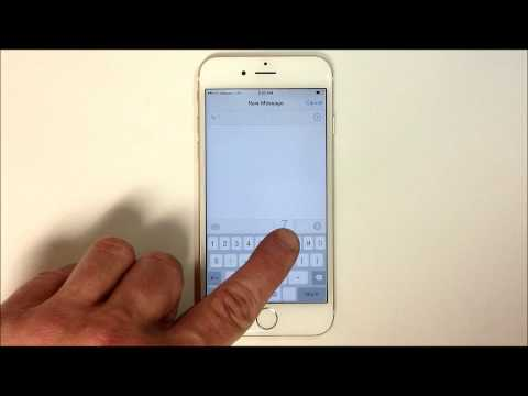 How to Send a Picture Message - iPhone 6