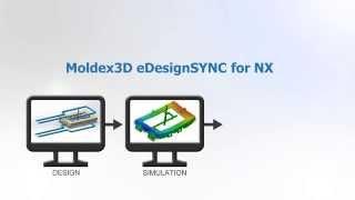 Moldex3D eDesignSYNC for NX_Case Study