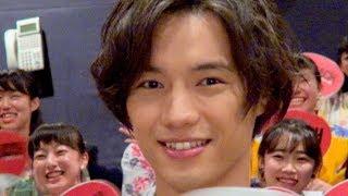 映画『BLEACH』公開直前イベントが2018年7月16日に行われ、主演の福士蒼...