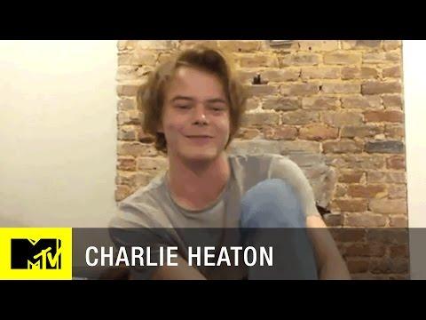 'Stranger Things' Star, Charlie Heaton, Talks About New Film 'Shut In'   MTV