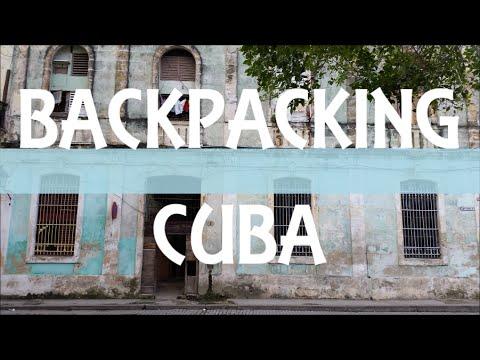 Backpacking Cuba: La Habana, Viñales, Trinindad, Cayo Jutías, Varadero