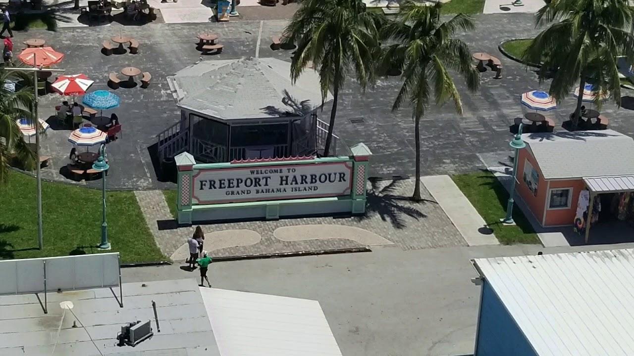 Carnival Glory cruise, Freeport and Nassau Bahamas - YouTube