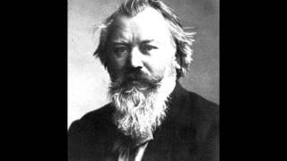 Brahms: Clarinet sonata No.2 - Portal, Pludermacher.