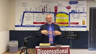Fundamentals of Dispensationalism Lesson 10