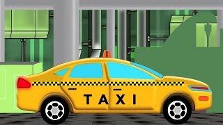 taksi | layanan mobil mainan | mobil yang Garasi | Toy Car Service | Car Garage | Car Repair | Taxi