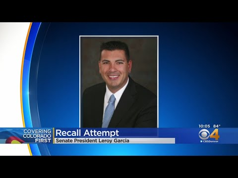 Recall Petition For Leroy Garcia Approved