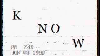 p n v . - รู้แล้ว ( K N O W )【Official Audio】