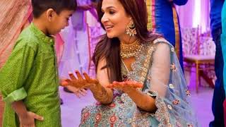 Soundarya Rajinikanth shares adorable pictures with the most important men of her life!!!