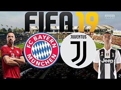 Juventus Turin Vs Fc Bayern