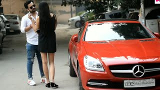 Prank On My Girlfriend || Pranks In India || New Pranks 2020 || Harsh Chaudhary